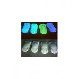 Phosphorisierender Lack NightGlow 250ml Türkis