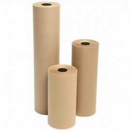 Papier kraft Havana brun 40g/m2 30cm x 400m