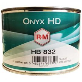 Peinture Onyx HD base HB832 rouge organique II 0.5L