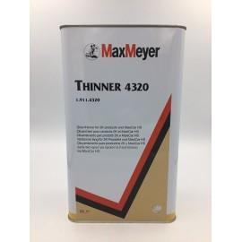MaxMeyer 4320 Diluant lent 5L