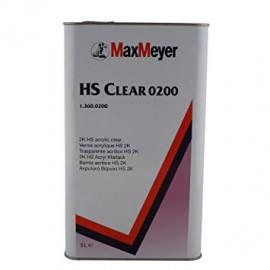 Max Meyer HS Klarlack 0200 5L