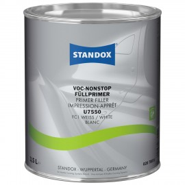 U7550 Primer Filler VOC NonStop blanc 3.5L