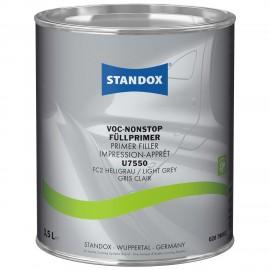 U7550 Apprêt filler VOC NonStop gris clair 3.5L