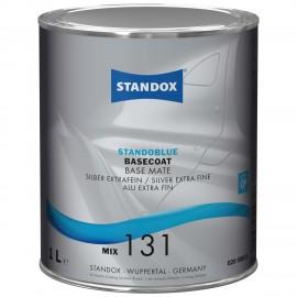 Standoblue® Basislack MIX 131 Silber extrafein 1L