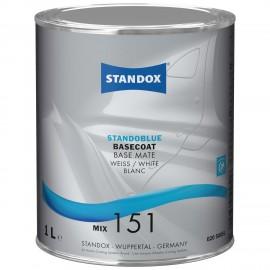 Standoblue® Basislack MIX 151 Weiss 1L