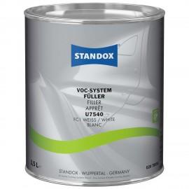 U7540 Apprêt Filler VOC System blanc 3.5L