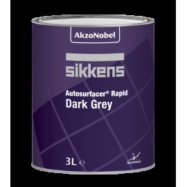 Apprêt Sikkens® Autosurfacer Rapid gris fpncé 3L
