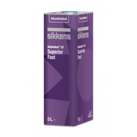 Vernis autoclear® VOC LV superior Fast rapide 5L