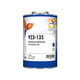 Vernis Glasurit® 923-135 VOC HS racing 1L