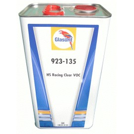Vernis Glasurit® 923-135 VOC HS racing 5L