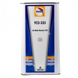 Vernis Glasurit® 923-335 HS VOC multi 5L
