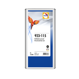 Vernis Glasurit® 923-115 VOC HS universel 5L