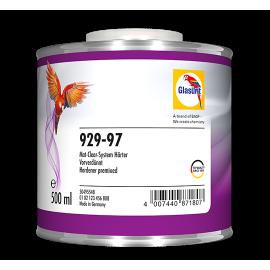 Durcisseur Glasurit® 929-97 pour système Mat-Clear 0.5L
