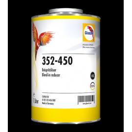 Diluant pour raccords Glasurit® 352-450 1L
