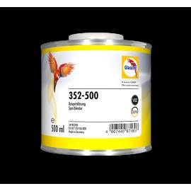 Diluant Glasurit® 352-500 Spot Blender 0.5L