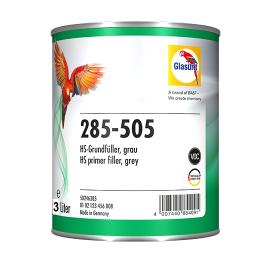 Impression-apprêt Glasurit® VOC HS 285-505 gris 3L