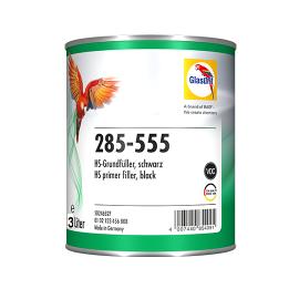 Impression-apprêt Glasurit® VOC HS 285-555 noir 3L