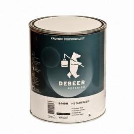 De Beer® HS Surfacer Füller 8-14540 Schwarz 3L