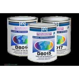 Apprêt PPG® Greymatic D8017 rapide gris foncé 3L
