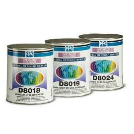 Apprêt garnissant et isolant PPG® Greymatic 2K UHS D8024 gris 3L