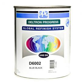 Peinture Deltron Progress UHS DG D6002 noir à mélange 1L