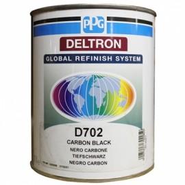 Peinture Detron GRS DG D702 noir de jais 1L