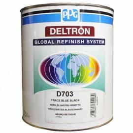 Peinture Deltron GRS DG D703 noir bleu nuancé 1L