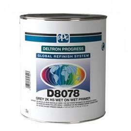 Apprêt PPG® Deltron 2K mouillé sur mouillé D8078 gris 3L