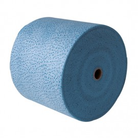 4CR Chiffons de nettoyage Multi bleu 32 x 38cm