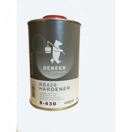 De Beer® HS420 Härter Ultra Kurz 1L