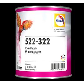 Pâte à mater HS Glasurit® 522-322 1L