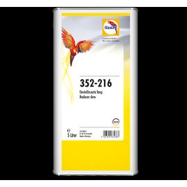 Diluant Glasurit® 352-216 lent 5L