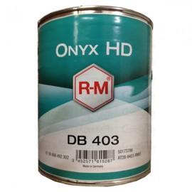 Peinture Onyx HD base DB403 deep black 1L