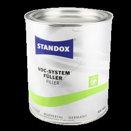U7540 Apprêt VOC System Filler gris clair 1L