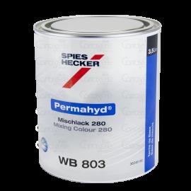 WB 803 Peinture Permahyd® 280 noir spécial 1L