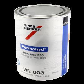 WB 803 Peinture Permahyd® 280 noir spécial 3.5L