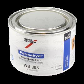WB 805 Peinture Permahyd® 280 ocre 0.5L