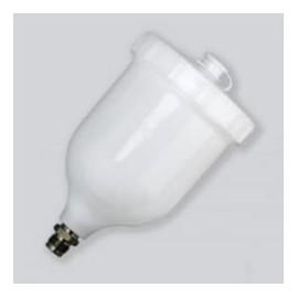 DeVilbiss Godet rigide pour pistolet - Plastique