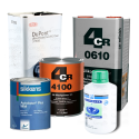 Diluants, additifs, liants