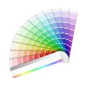 Farbton nach Farbpalette